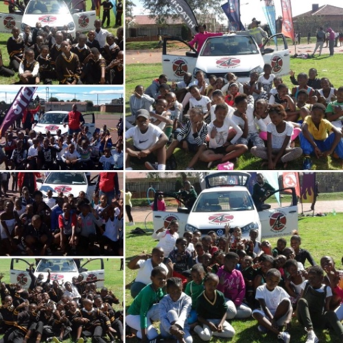 Strijdompark VW and Active Education.